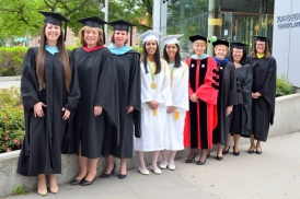 group for graduation